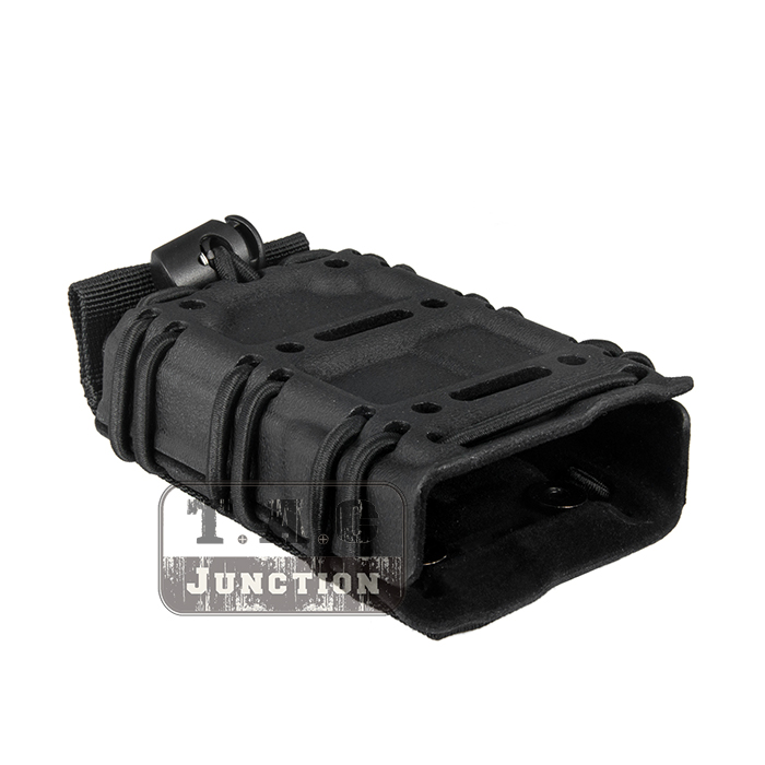 Image 4 - Emerson Tactical MOLLE and Belt Clip M4 M16 / AR15 556 5.56 .223 Mag Pouch Emersongear Magazine Carrier Holder-in Holsters from Sports & Entertainment
