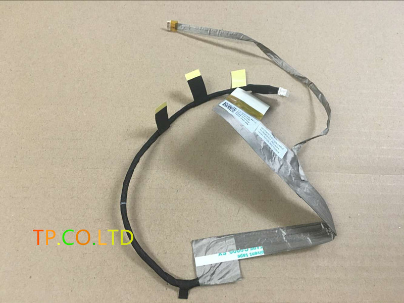 NEW Free Shipping Laptop LCD Screen Display Flex Video Cable for Dell Inspiron M5030 N5030 42CW8 042CW8 50.4EM03.001 image
