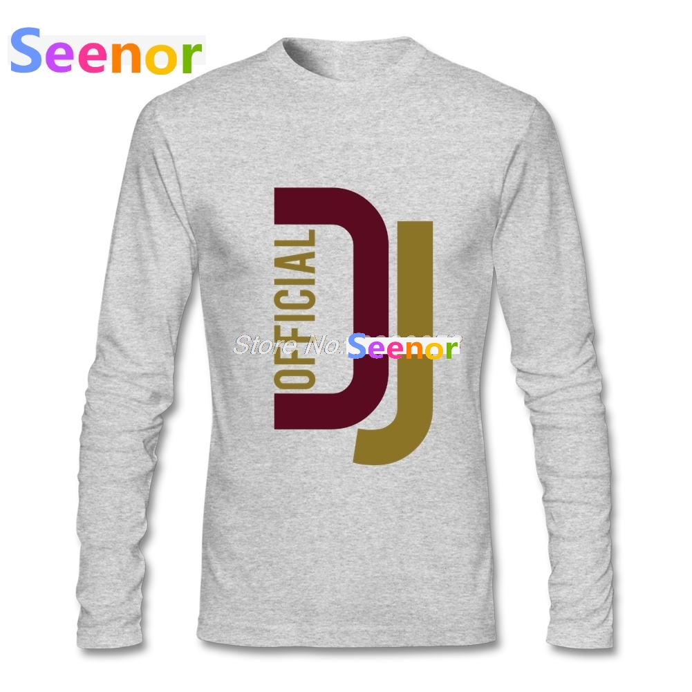 Mens Custom T Shirt Newest Wholesale Official Deejay Logo Clothes