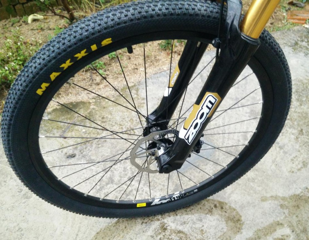Kalosse 26 2 35inch Tires Hydraulic Brakes 190mm Travel Soft Tail