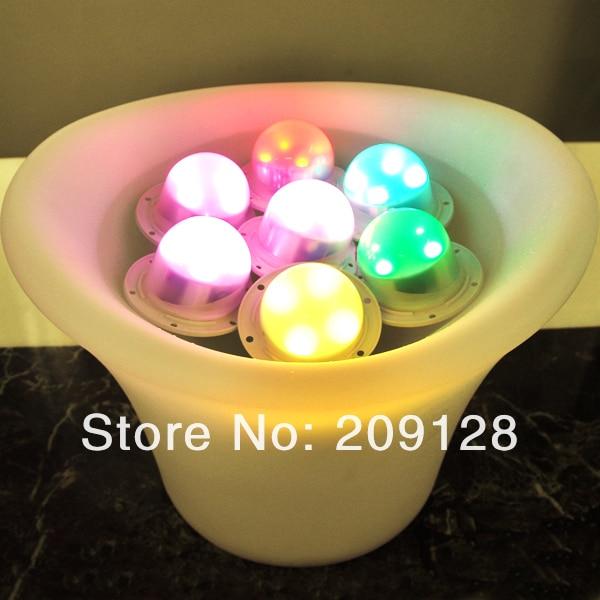 Lampe Led rgb avec batterie rechargeable - 6