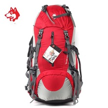 Famous Brand 50L Outdoor Rucksack Sports Camping Hiking Travel Backpack Tourist Bags For Climbing Mountain Backpacks Bag