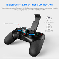 computer cell iPega USB Joystick Trigger Controller For iPhone Android Cell Phone Pubg Mobile Computer PC Game Pad Gamepad Fre Free Fire Pabg (2)