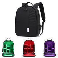 DSLR Camera Bag Backpack Photo Camera Backpack Bag Camera Bag Backpack For Sony A6000 Nikon D90