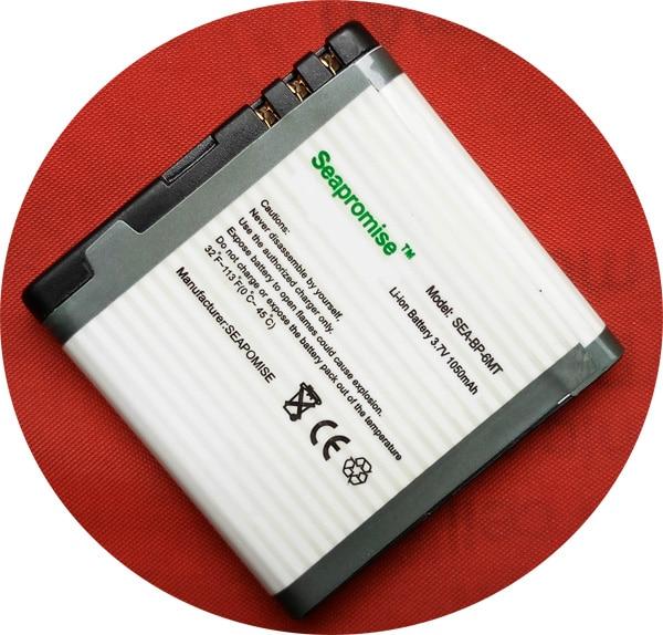 Бесплатная доставка 100 шт. оптовая продажа BP-6MT BP 6MT BP6MT аккумулятор для <font><b>Nokia</b></font> N81 6720C E51 N81 <font><b>N82</b></font> <font><b>N82</b></font>-8G