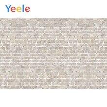 Yeele Old Fade Brick Wall Doll Props Baby Newborn Scene Photography Background Wall Vinyl Photographic Backdrop For Photo Studio цена в Москве и Питере