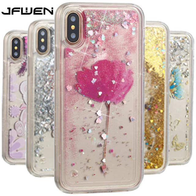 coque glitter iphone x
