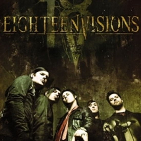 Eighteen Visions – Group Poster Print (24 x 36)