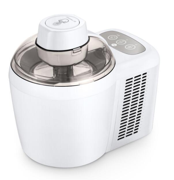 Household Full Automatic Fruit Ice Cream Machine Home Ice Cream Maker Yoghurt Dessert Maker