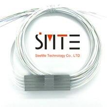 5 шт/лот от 1 до 4 мини волоконно оптический plc сплиттер 09