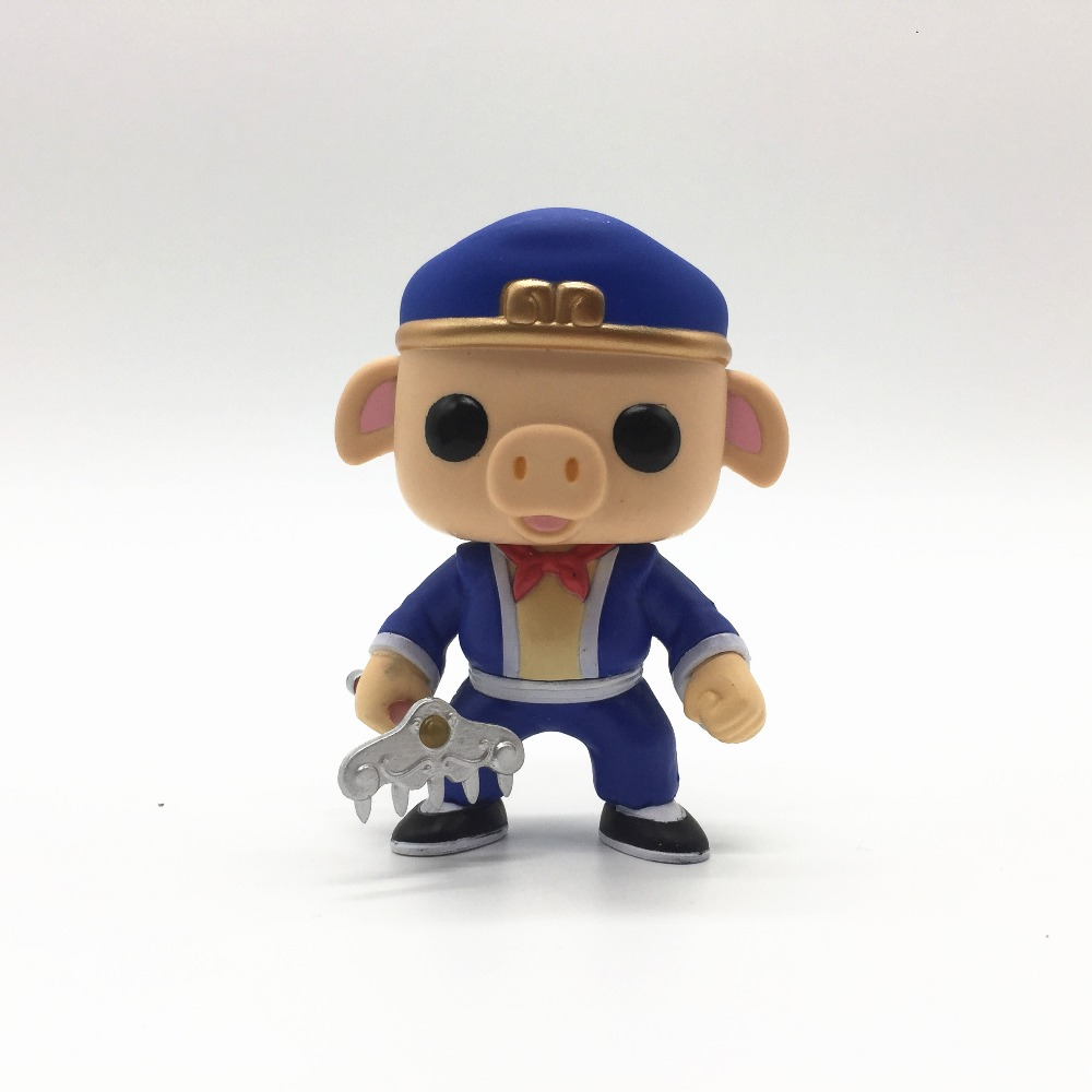Original FUNKO POP Monkey King Sun Wukong pig model Action Figure Toys for Friend Birthday Gift Collection For Model in Action Toy Figures from Toys Hobbies