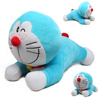 New Cute Big 50cm Stand By Me Doraemon Plush toy Soft Stuffed Animals doll Cat Kids Gift Baby Toy Kawaii plush Anime Plush toy