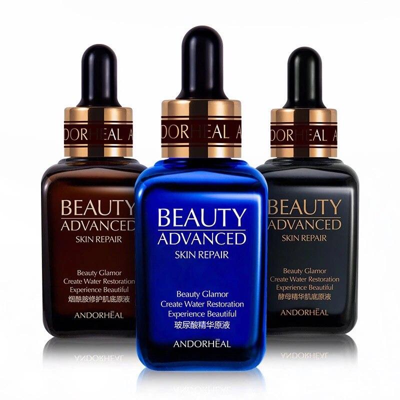 Retinol Serum Vitaminis Essence Face Acide Hyaluronique Collagen Argireline Aging Anti-wrinkle Shrink Pore Whitening Skin Care P