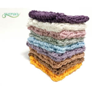 Blanket Newborn Baby-Girls-Boys Basket Background-Filler Crochet Photography-Props Wool