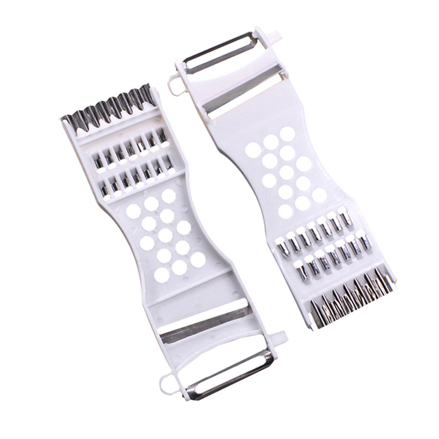 Multifunction Vegetable Grating and Slicing Tool