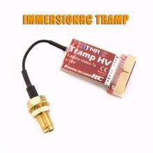 Immersionrc tramp hv 5.8 ghz 48ch raceband 1 mw para> 600 mw vídeo fpv transmissor versão internacional para rc brinquedos modelos accs