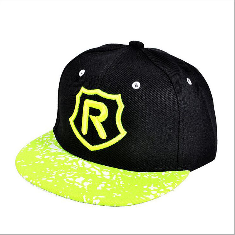 2017 New Arrival Fashion Letter R Snapback Caps Men Baseball Cap Women Men Hip-hop Cap The whole family Hat Gorras High Quality new fashion high quality casual cotton baseball cap women men gorras snapback letter embroidery outdoor sun hat th 022