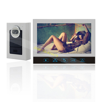 New Touch keypad Video door phone Motion detecting Take photos Support SD Card 120 Degree IR Camera