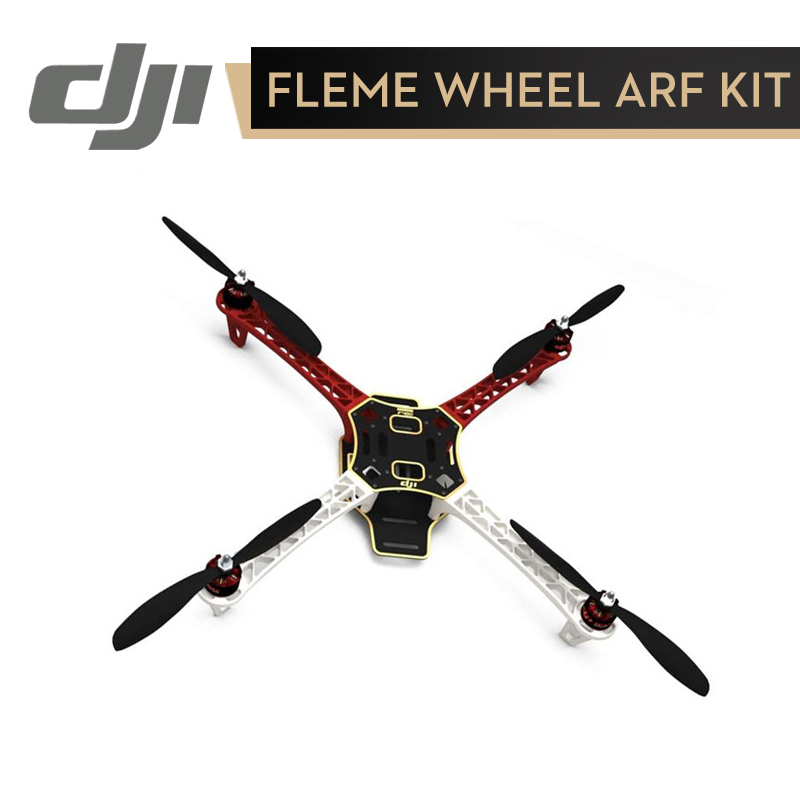 цена на DJI F450 ARF KIT Quadcopter Rack Flame Wheel Original