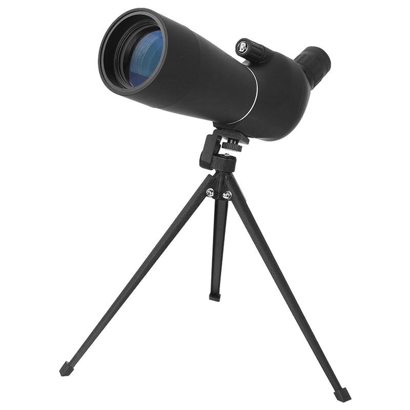 AOMEKIE 20-60X60 Zoom Spotting Scope con trípode HD Óptica Prisma - Caza - foto 3