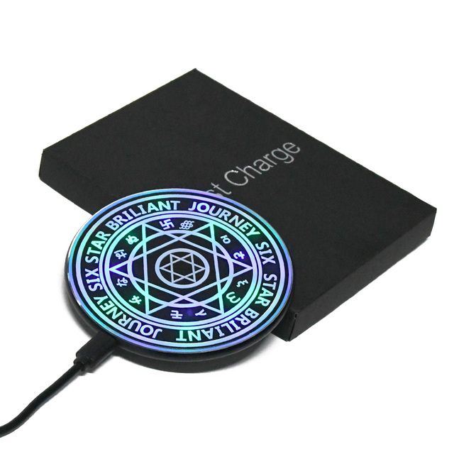 AUCAS 10W Wireless Charger