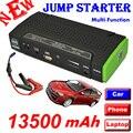 12 многофункциональный мобильный зарядное устройство 13500 мАч авто скачок стартер EPS аварийного запуска портативное зарядное устройство / мобильного CNP
