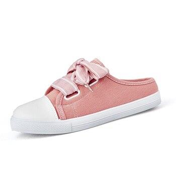 f9d47425 Tenis Feminino 2019 nuevas zapatillas de Tenis de mujer Zapatillas de  deporte para correr al aire libre suaves zapatillas deportivas estables