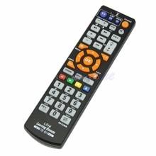 Controlador de mando a distancia inteligente Universal con función de aprendizaje para TV, CBL, DVD, SAT, venta al por mayor y envío directo