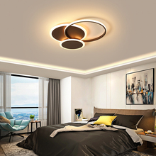 Surface mounted Modern Led Ceiling Lights Home Lighting Aluminum/iron Minimalism led Ceiling Lamp For Bed room luminaria de teto стоимость