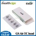 100% Оригинал Eleaf GS Воздуха ТК катушки 0.15ohm Контроля Температуры катушки Голову GS Воздуха М Катушки Для GS Воздуха Распылитель 5 шт.
