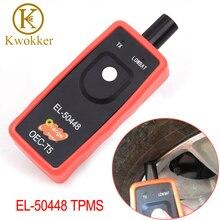 New EL-50448 TPMS EL50448 Auto Tire Pressure Tester Monitor Sensor EL 50448 OEC-T5 Automotive TPMS Activation Tool For SPX G.M