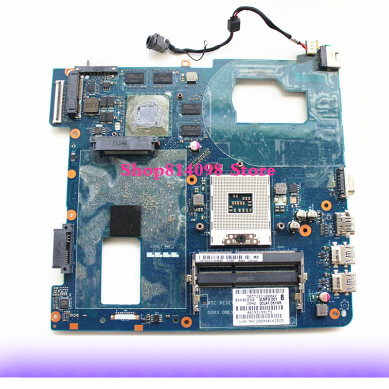 KEFU QCLA4 LA-8861P BA59-03397A Laptop motherboard For Samsung NP350 NP350V5C 350V5X BA59-03553A BA59-03538A BA59-03393A цена