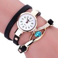 Duoya ladies fashion watches eye gemstone luxury watches women gold bracelet watch female quartz wristwatches montre.jpg 200x200