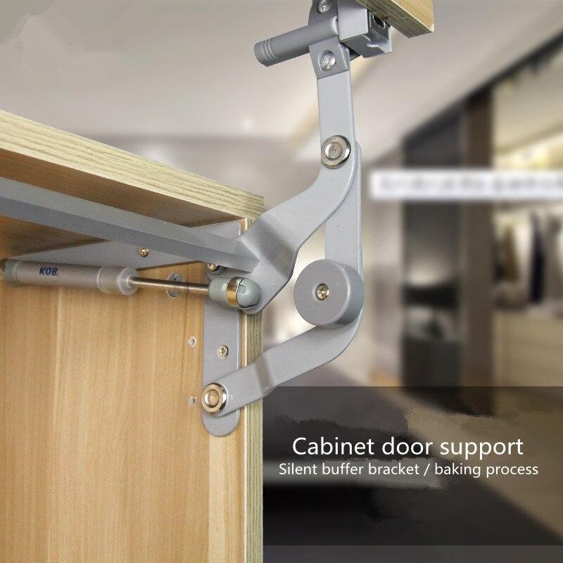 Porte de matériel parallèle de traduction verticalement vers le haut des raccords d'armoire
