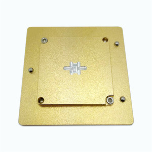 Image 3 - S9 ため Antminer 錫ツールため S9J ハッシュボード修理チッププレートホルダー錫 BM1387