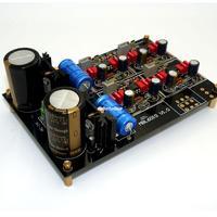 High end MBL6010D HIFI preamplifier DIY kit Stereo Adopt JRC5534 Customized Free ship