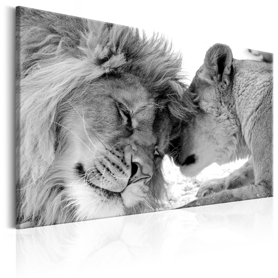 The-King-of-Animals-Canvas-Painting-Cute-Leopard-Lion-Posters-and-Prints-Photo-Wall-Art-Pictures (1)