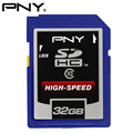 100% Original PNY SD Card 8GB 16GB 32GB SDHC Class10 Memory Card Flash Memory SD Card C4 4GB for Hi-End DSLR Camera and HD Video