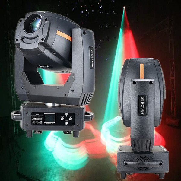 6pcs Moving head 2016 beam 300W led moving head gobo light led pattern light led spot light for disco club