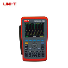 UNI-T UTD1062C 2Channels 60MHz 250MS/s Handheld Portable Digital Multimeter Oscilloscope Oscillograph Oscillometer 1pc dso1200 handheld portable usb oscilloscope scope dmm 200 mhz 500msa s 5 7 2ch
