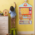 Деревянные магнитные призы для детей  графики  обучающие игрушки для детей