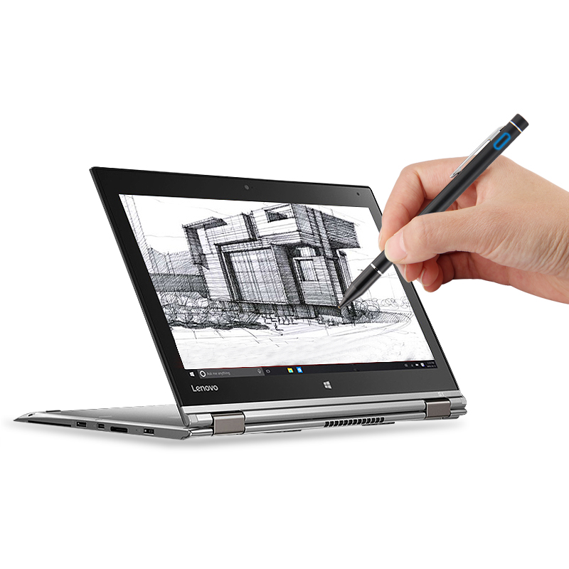 Pen Active Stylus Capacitive Touch Screen For Lenovo YOGA 720 710 920 910 900s 6 7 Pro 5 4 ThinkPad New S3 S2 S1 X1 Laptop Case