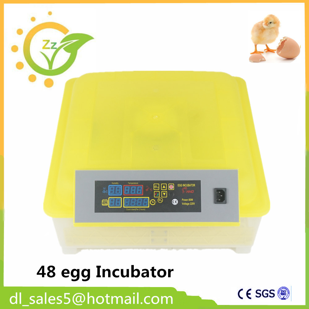 Free and Fast Shipping! Automatic Eggs Incubator 48 Chicken eggs Incubator Poultry Hatcher UK SHIPING fast shiping for choosing