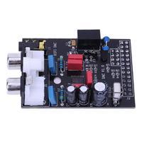 1ピースhifi dac hifiサウンドカードハイエンドデジタルチップ用ラズベリーパイbバージョ