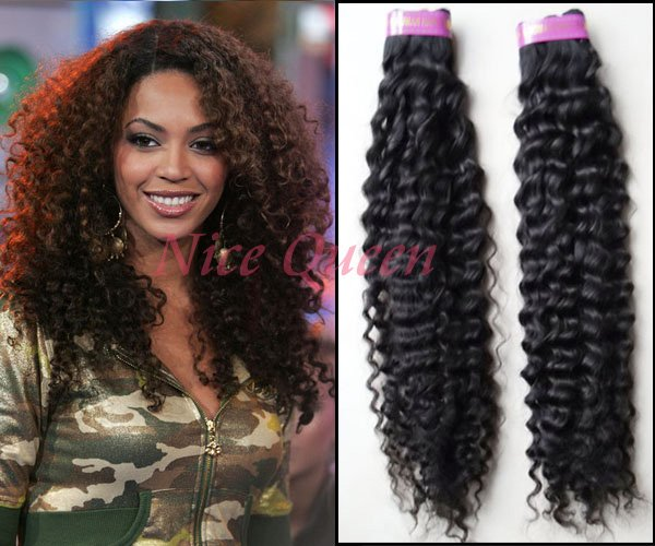 Brazilian Deep Weave Remy Hair Curly Beyonce 2012 On