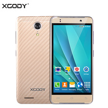 XGODY G10 4.5 Inch 3G Smartphone Android 5.1 MTK MT6580 Quad Core 1GB RAM 8GB ROM Unlock Dual Sim Mobile Phone Cell 2000mAh IPS