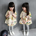 2016 new autumn dress girls dress girls clothes kids clothes kids dress dresses for girls children clothing C-BC-Q072