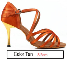 Women's Tango/Ballroom/Latin Dance Dancing Shoes High Heel Salsa Professional Dancing Shoes For Girls Ladies 5 cm/6 cm/7 cm/8 cm