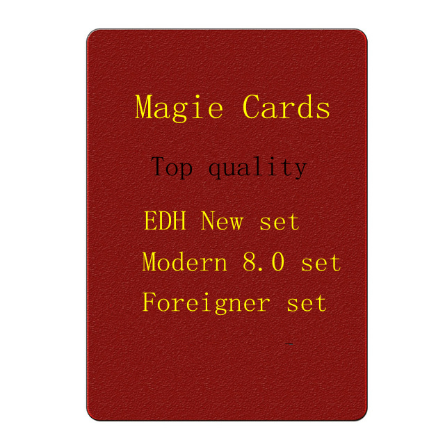 Best quality vintage 56PCS LOT Black Core Modern Vintage legacy 5 0 7 0 Gathering 8