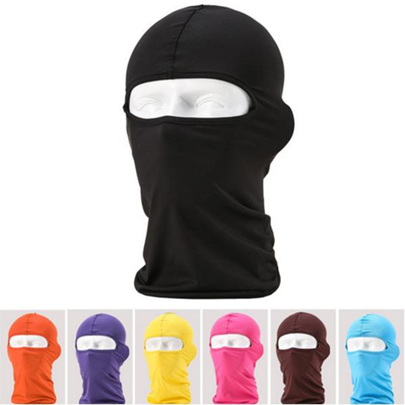 YRRETY 2019 Winter   Skullies   New Balaclava Mask Windproof Face Neck Guard Masks Headgear Hat Casual Solid Cycling Unisex   Beanies